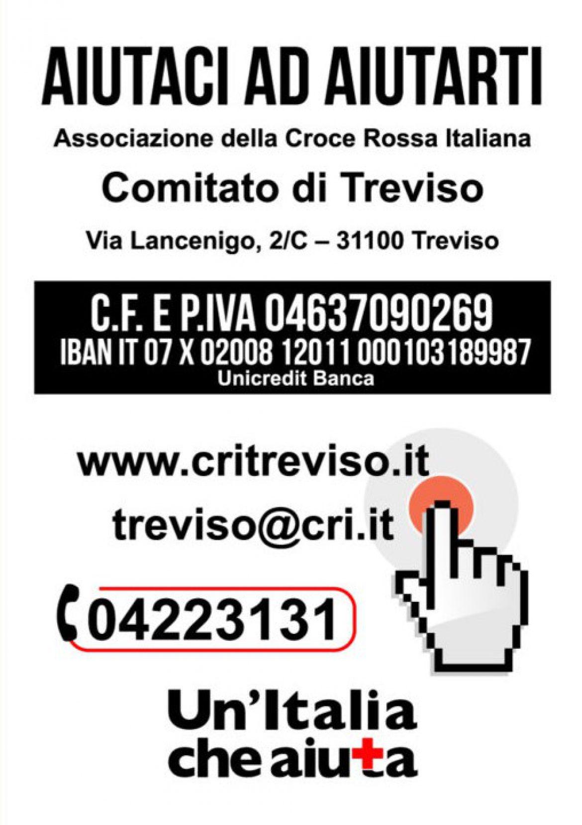 Donazioni – CRI Treviso